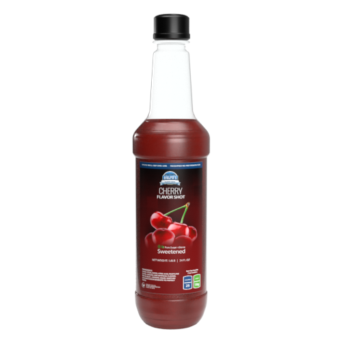 24oz Flavor Shot: Cherry (Sweetened)